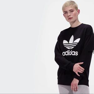 ADIDAS Trefoil Sweatshirt - Medium